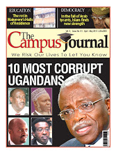 The Campus Journal, Founded by Yahya Sseremba